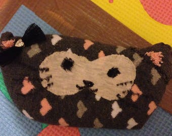 Squishy Cat Pillow