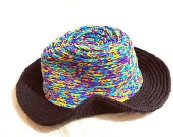 new cowboy hat