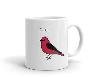 Chirp. - Mug