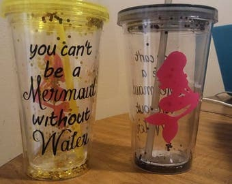 You cant be a mermaid without water