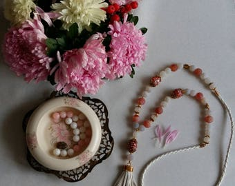 """Necklace  """"Mantra of Agate"""""""