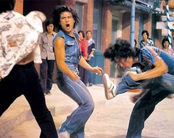 The Chinatown Kid (1977)