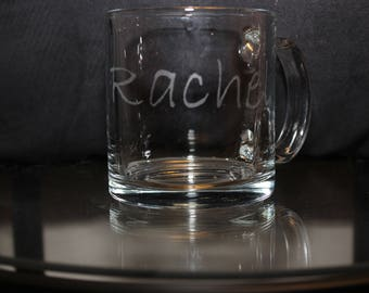 Custom Name coffee mug
