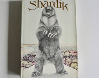 Shardik by Richard Adams *First Edition*