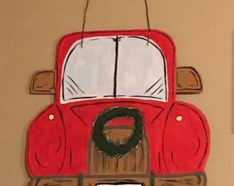Truck Door Hanger