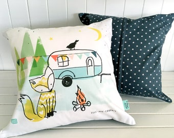 The camper / cushion