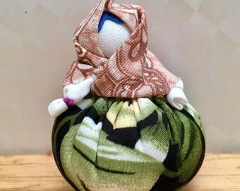 Handmade doll, slavic amulet for the family and home, gift for close people