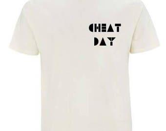 Cheat day tshirt