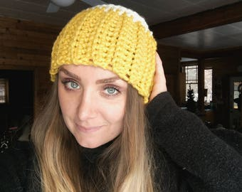 Glowing Gold Toque
