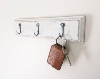 Key Holder - Key Holder for Wall - Key Hook - Key Organizer - Key Rack