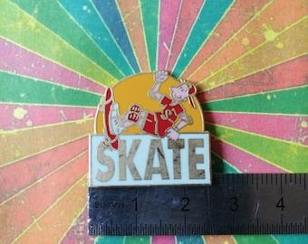 Vintage Skate enamel pins