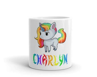 Charlyn Unicorn Mug