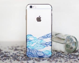 Nature iPhone case - Wave - iPhone 6/6s/7, 6/6s/7 Plus