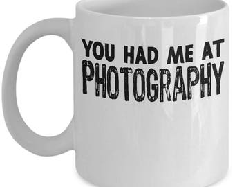 Funny Photography Mug For Photographer Gifts Students Coffee Mug / Tea Cup - High Quality Ceramic, Gift Idea for Mom, Dad, Son,