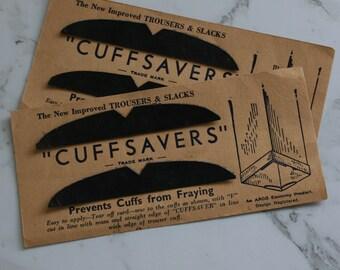 Vintage Haberdashery - Cuff Savers
