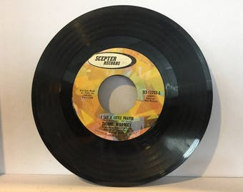 Dionne Warwick I Say A Little Prayer for You 45 RPM Vinyl Record