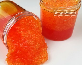 Mango Madness Slushie Slime