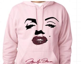 Marily monroe, hoodie, sweater,