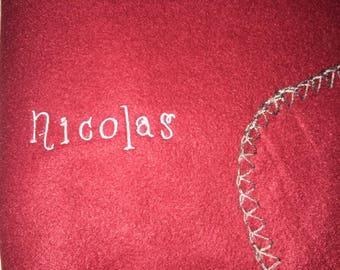 Nicolas Fleece Blanket
