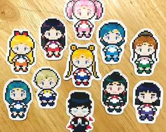 Sailor Stickers