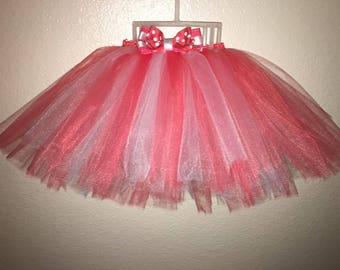 Custom Baby Tutu and Headband set (Preemie)