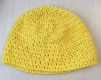 Hand Crocheted Winter Hat