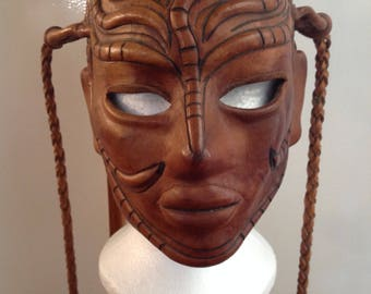 Alien Leather Mask