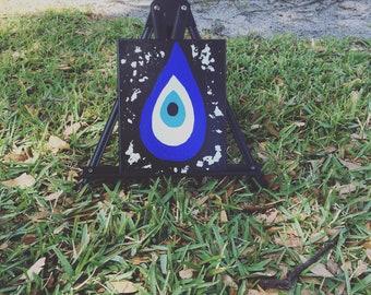 Evil Eye Painting