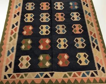"""001361 Oriental Kilim Persian 5'6""""x8'6"""""""