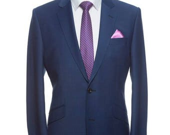 Made To Measure - Tailored 2 Piece Suit - UK Based, Fully Customisable - Bespoke