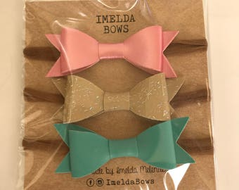 Newborn Bow Headbands