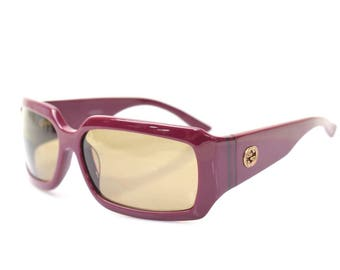 Gucci. Italy. Burgundy Color GG 2609/F/S BMTX7