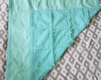 Handmade Newborn Blanket