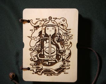 Adventure Time Notebook