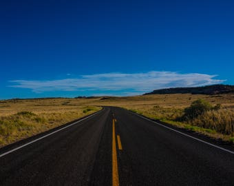 Landscape Photography, Nature Photography - Hit the Open Road