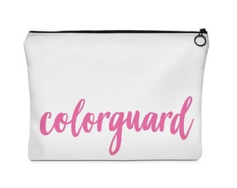 Colorguard - Carry All Pouch - 2 Sizes, Color Guard, Winterguard, Winter Guard