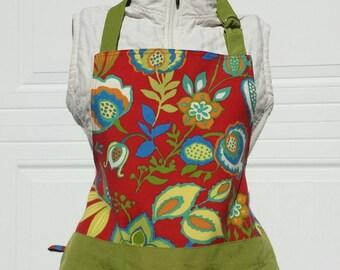 Apron; garden, kitchen, craft