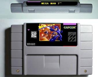 Mega Man 7 (SNES)