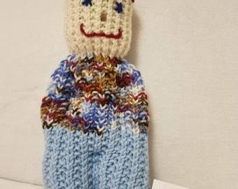Knit Comfort Doll #4