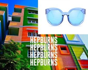 Classic Hepburns Sunglasses Multiple Colours