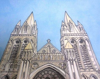 Truro Cathedral A4