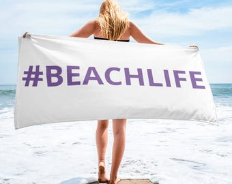 BeachLife Towel