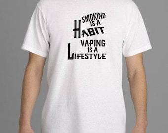 Vape Lifestyle T-Shirt