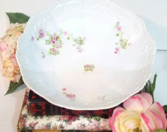 Weimar Germany Limoges Bowl