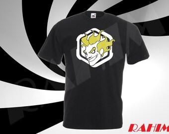 Overwatch Junkrat, gamer, youtuber,Adult T-shirt