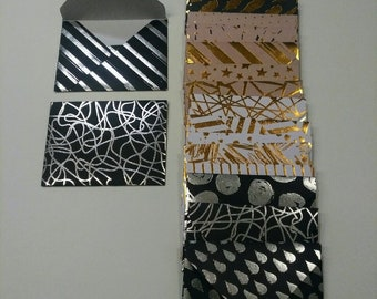Small, Handmade Envelopes