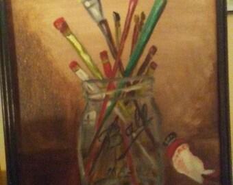 Artist Awaits