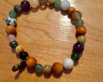 Grounding Healing Bracelet
