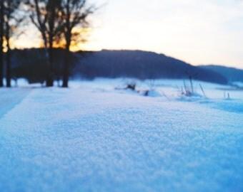 FineArt- Beautiful Snow -Photography, Wall Decor