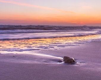 Morning Beach  Sunrise